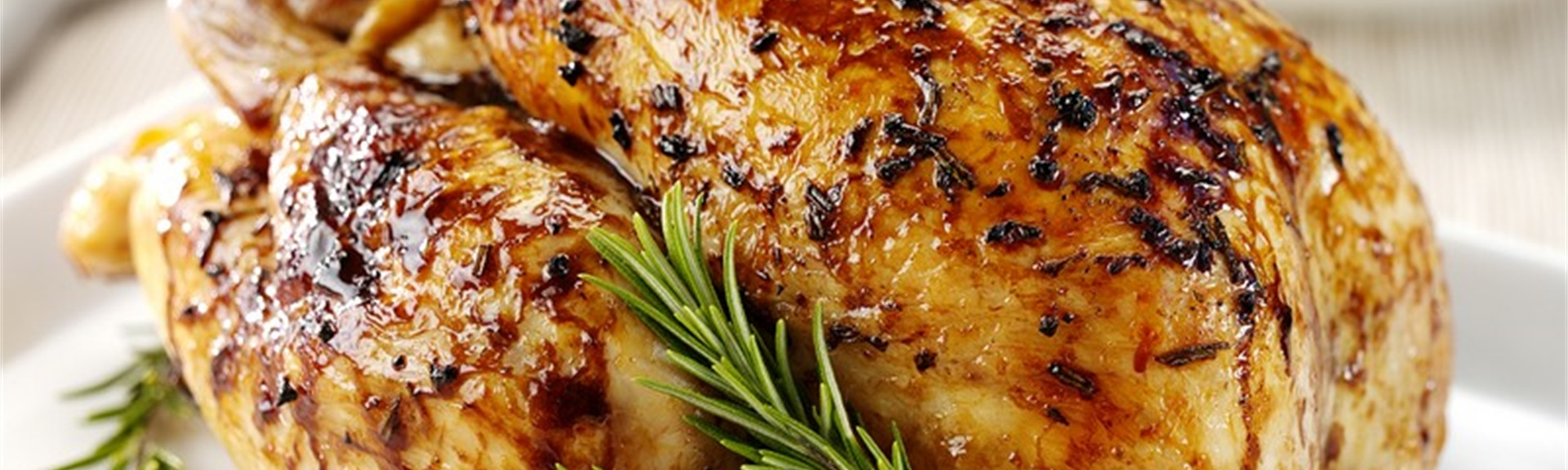 Balsamico roast chicken
